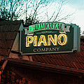 Immortal Piano Co by Kathleen Grace