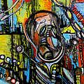 Impaired Judgement  by Jon Baldwin  Art