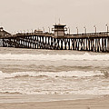 Imperial Beach by Rima Biswas