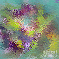 Impressionistic Abstract by Deborah Benoit