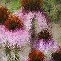 Impressionistic Cones by Deborah Benoit
