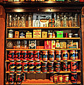 In A General Store by Dave Mills