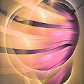 In Medias Res - Fractal Art by Sipo Liimatainen