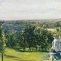 In Richmond Park by John William Inchbold