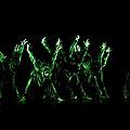 In The Green Light by Raffaella Lunelli