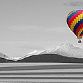 In Their Own World Colorado Ballooning by James BO Insogna