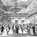 Inaugural Ball, 1869 by Granger