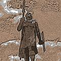 Inca Warrior by Al Bourassa