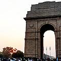 India Gate Milieu by Rajat Vashishta