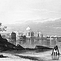 India: Taj Mahal, C1860 by Granger