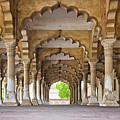 India, Uttar Pradesh, Agra, Agra Fort, Hall Of Public Audience by Bryan Mullennix