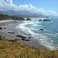Indian Beach Ecola State Park by Kelly Manning