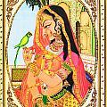 Indian Empress by Sumit Mehndiratta