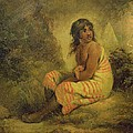 Indian Girl by George Morland