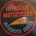 Indian Motorcycle Dealer by Richard Le Page