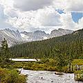 Indian Peaks Summer Day by James BO  Insogna
