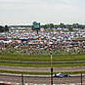 Indianapolis Race Track by Semmick Photo