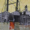 Industrial Landscape 1 by Elena Nosyreva