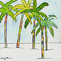 Inked Palms by Mickey Krause
