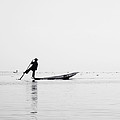Inle Fisher by Nina Papiorek