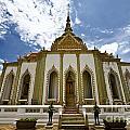 Inside The Grand Palace Bangkok Image 2 by Charuhas Images