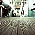 Inside The L At A Low Angle by Anthony Doudt