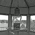 Inside The Lighthouse Tower. Uostadvaris. Lithuania. by Ausra Huntington nee Paulauskaite