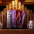 Instrument - Accordian - The Accordian Organ  by Mike Savad