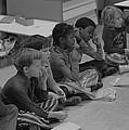 Integrated First Grade Class Of African by Everett
