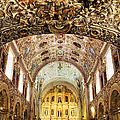 Interior Of The Church Of Santo Domingo by Jeremy Woodhouse