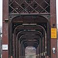 International Bridge 9671 by Guy Whiteley