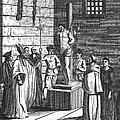 Ipswich Martyr, 1555 by Granger