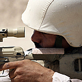 Iraqi Army Sergeant Sights by Stocktrek Images