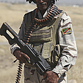 Iraqi Army Soldier by Stocktrek Images