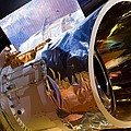 Iras Infrared Astronomy Satellite by Mark Williamson