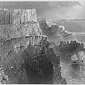 Ireland: Cliffs, C1840 by Granger