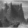 Ireland: Dunluce Castle by Granger