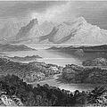 Ireland: Garromin Lake by Granger