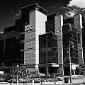 Irelands Ifsc International Financial Services Centre In Dublins Docklands Dublin City Centre by Joe Fox