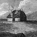 Irish Cabin, 18th Century by Granger