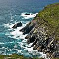Irish Coastline by Edward Peterson