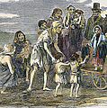 Irish Great Potato Famine by Granger