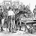 Irish Land League, 1886 by Granger