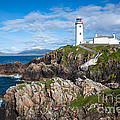 Irish Lighthouse by Andrew  Michael