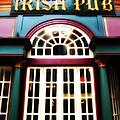 Irish Pub by Bill Cannon