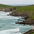 Irish Sea Coast 2 by Douglas Barnett