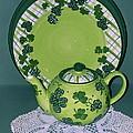 Irish Tea by Nancy Patterson