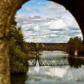 Iron Bridge Centenial Trail by Dan Quam