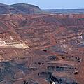 Iron Mine by Dirk Wiersma