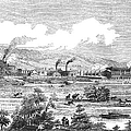 Iron Works, 1855 by Granger